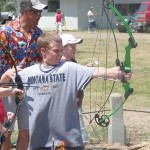 Kids Fun Day Archery Shoot