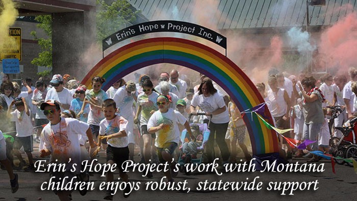 Erin's Hope Project, Inc. - Miles City, Montana